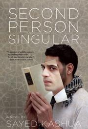 Book Cover for SECOND PERSON SINGULAR