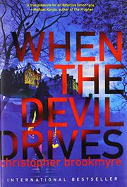 Cover art for WHEN THE DEVIL DRIVES