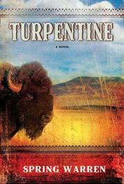 Cover art for TURPENTINE