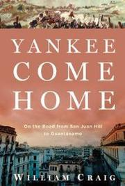 Cover art for YANKEE COME HOME