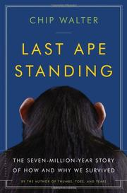 Book Cover for LAST APE STANDING