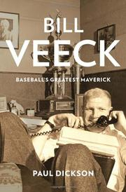 Cover art for BILL VEECK