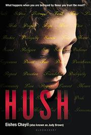 Cover art for HUSH