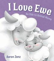 Book Cover for I LOVE EWE