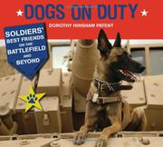 Cover art for DOGS ON DUTY