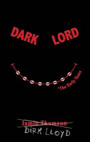 Cover art for DARK LORD