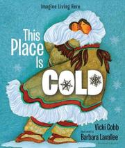 Book Cover for THIS PLACE IS COLD