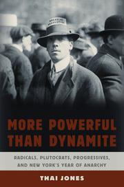 Cover art for MORE POWERFUL THAN DYNAMITE