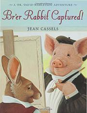 Cover art for BR'ER RABBIT CAPTURED!