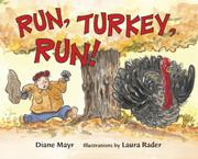 Book Cover for RUN, TURKEY, RUN!