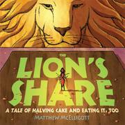 Book Cover for THE LION'S SHARE