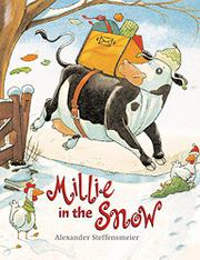 Cover art for MILLIE IN THE SNOW