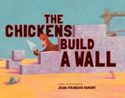 Cover art for THE CHICKENS BUILD A WALL