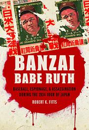 Book Cover for BANZAI BABE RUTH