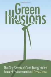 Cover art for GREEN ILLUSIONS