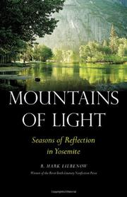 Cover art for MOUNTAINS OF LIGHT