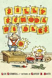 Cover art for SILLY SCHOOL RIDDLES