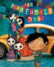 Cover art for THE DEAD FAMILY DIAZ