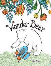 Book Cover for WONDER BEAR