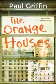 Book Cover for THE ORANGE HOUSES