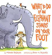 Book Cover for WHAT TO DO IF AN ELEPHANT STANDS ON YOUR FOOT