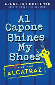 Book Cover for AL CAPONE SHINES MY SHOES