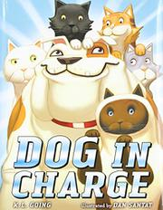 Cover art for DOG IN CHARGE