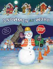 Book Cover for SNOWMEN AT WORK