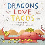 Book Cover for DRAGONS LOVE TACOS