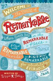 Book Cover for REMARKABLE