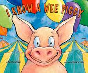 Cover art for I KNOW A WEE PIGGY