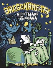 Cover art for NIGHTMARE OF THE IGUANA