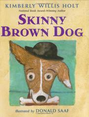 Book Cover for SKINNY BROWN DOG