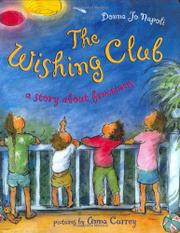 Book Cover for THE WISHING CLUB
