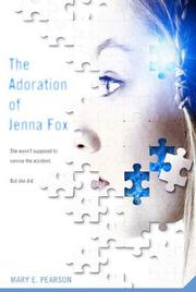 Book Cover for THE ADORATION OF JENNA FOX