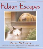 Cover art for FABIAN ESCAPES