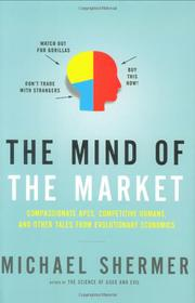 Cover art for THE MIND OF THE MARKET