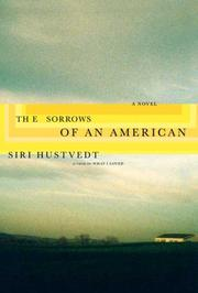Cover art for THE SORROWS OF AN AMERICAN