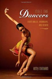 Cover art for MEET THE DANCERS