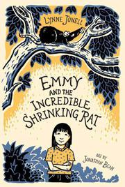 Cover art for EMMY AND THE INCREDIBLE SHRINKING RAT