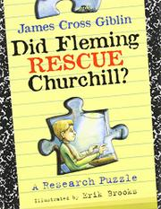Cover art for DID FLEMING RESCUE CHURCHILL?