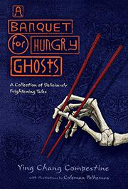 Book Cover for A BANQUET FOR HUNGRY GHOSTS