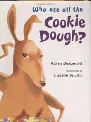 Book Cover for WHO ATE ALL THE COOKIE DOUGH?