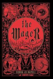 Book Cover for THE WAGER