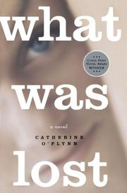 Book Cover for WHAT WAS LOST