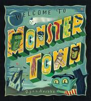 Book Cover for WELCOME TO MONSTER TOWN