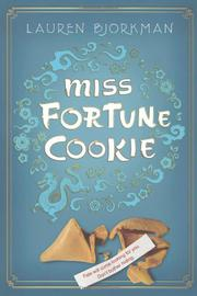 Cover art for MISS FORTUNE COOKIE
