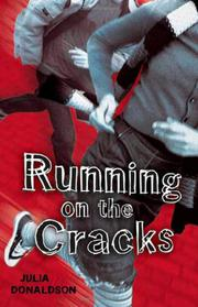 Book Cover for RUNNING ON THE CRACKS