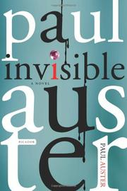 Cover art for INVISIBLE