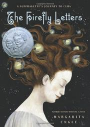 Cover art for THE FIREFLY LETTERS
